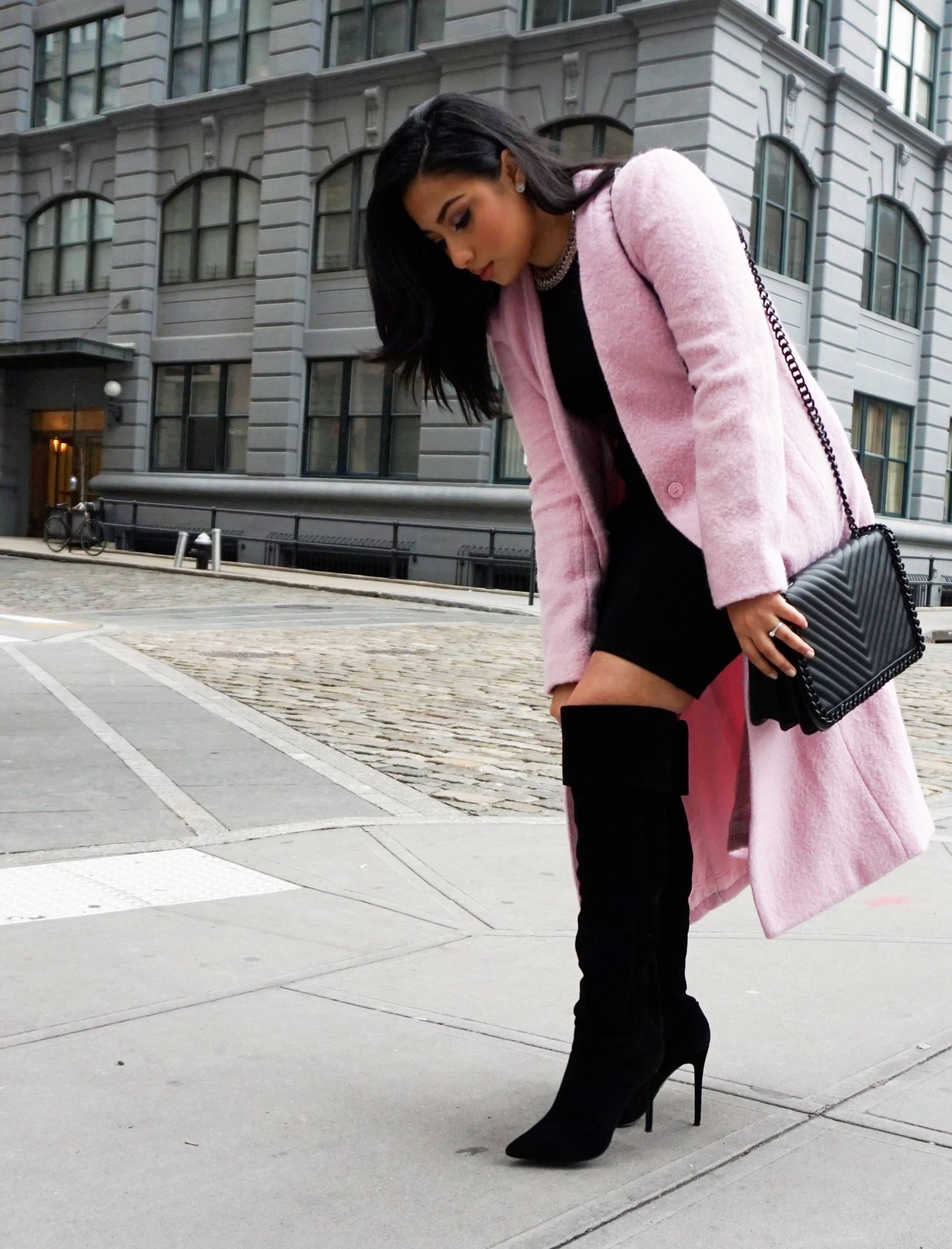 Cozy in Pink